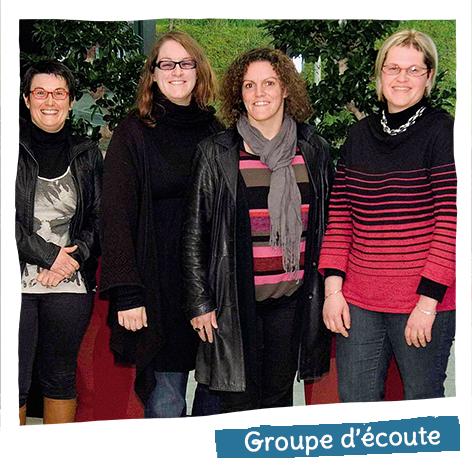 En 2013, nous avons mis en place un Groupe d'écoute destiné à soutenir nos collaborateurs qui traversent une période difficile tant sur le plan professionnel que personnel.