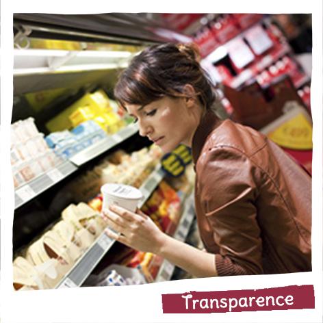 Un service consommateurs situé au sein de notre siège social à Noyal-sur-Vilaine, des sites internet de marques transparents et ouverts, des publicités responsables, la protection des informations personnelles..