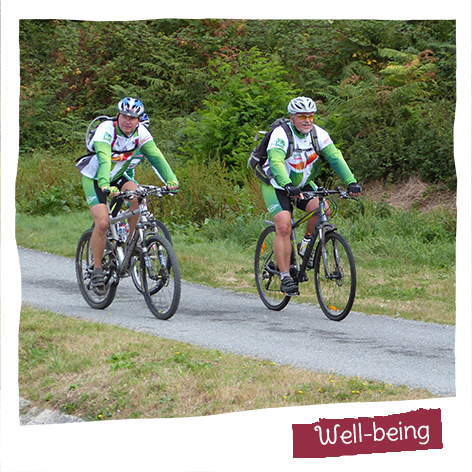 Supporting the consumer towards increased well-being sums up the Sojasun Well-Being Athletes mission which is based on the following equation: Sport + pleasure+food = Well-being.